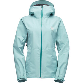 Black Diamond Liquid Point Veste shell Femme, alpine lake